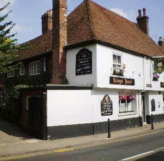 Kings Head Inn Canterbury - dream vacation