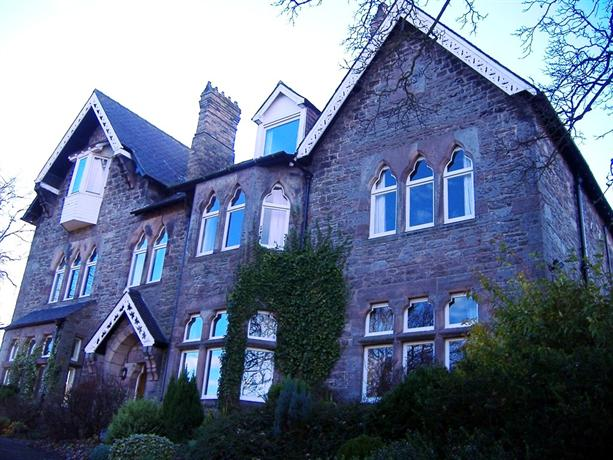 The Old Vicarage Guest House Berwick-upon-Tweed - dream vacation
