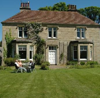 The Estate House Ford Berwick-upon-Tweed - dream vacation
