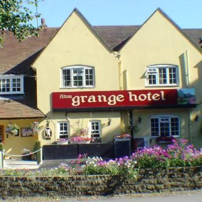 Grange Hotel Alton Hampshire - dream vacation