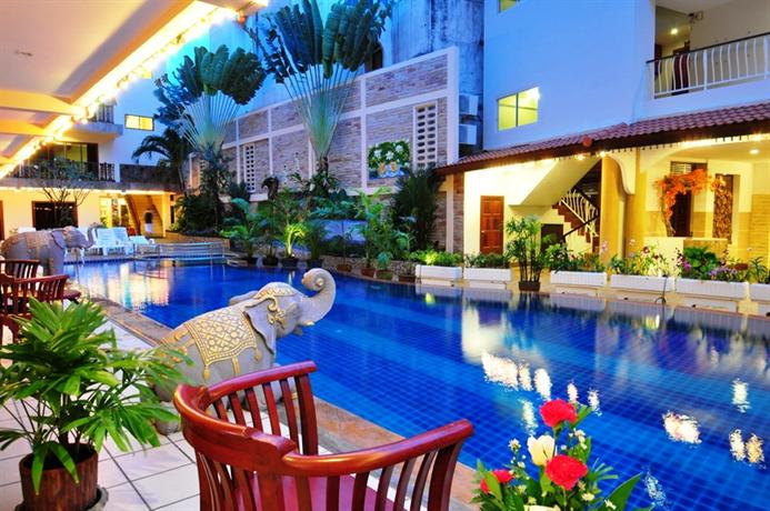 Second Level Ocean View Picture Of Baan Boa Resort Patong