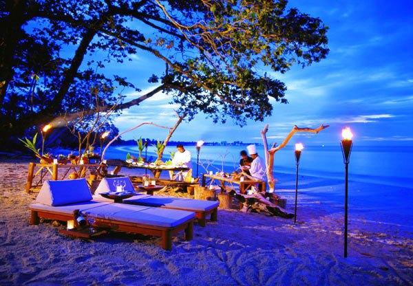The Sarojin Hotel Phang Nga