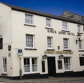 The Kings Arms Hotel Lostwithiel - dream vacation