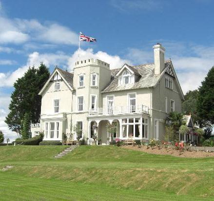 Pencubitt Country House Hotel - dream vacation