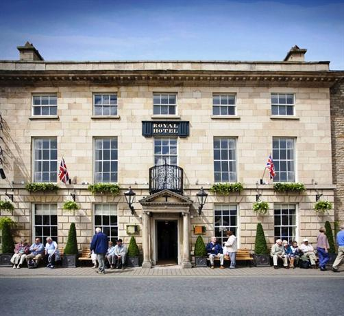 The Royal Hotel Kirkby Lonsdale - dream vacation