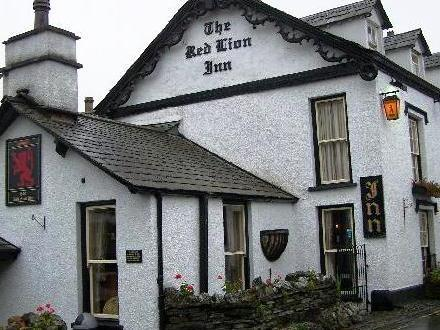 The Red Lion Inn - dream vacation
