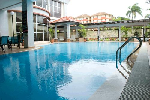 De Palma Hotel Kuala Selangor - dream vacation