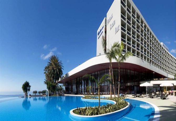 Pestana Casino Park Hotel Отель Пестана Касино Парк