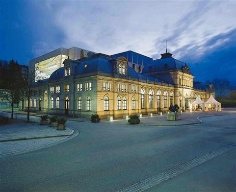 Heliopark Quellenhof Hotel Baden-Baden - dream vacation