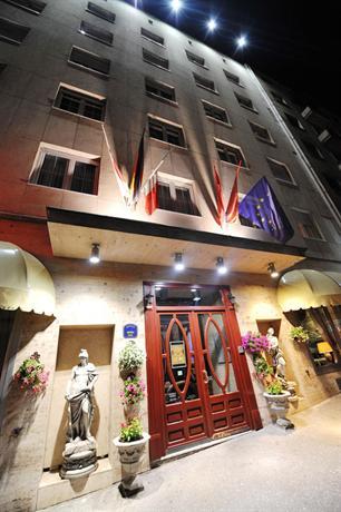 Image result for hotel queens astoria belgrade