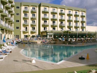 Topaz Hotel Bugibba - dream vacation