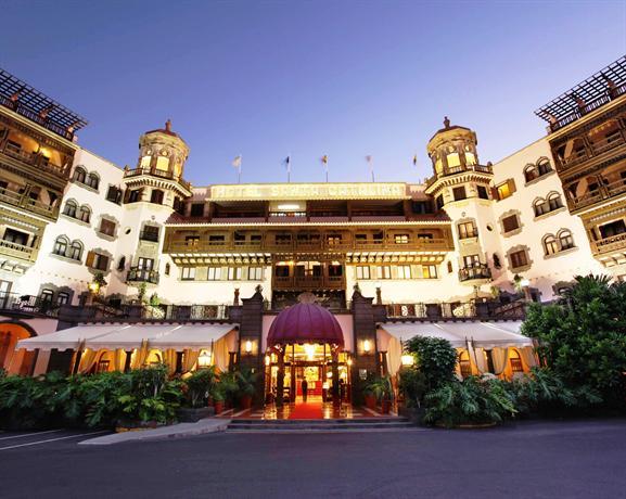 Santa Catalina Hotel - Las Palmas de Gran Canaria -