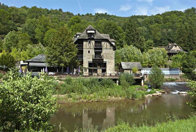 Le Moulin De Cambelong Hotel Conques - dream vacation