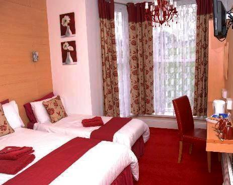 Avalon Guest House Plymouth England - dream vacation
