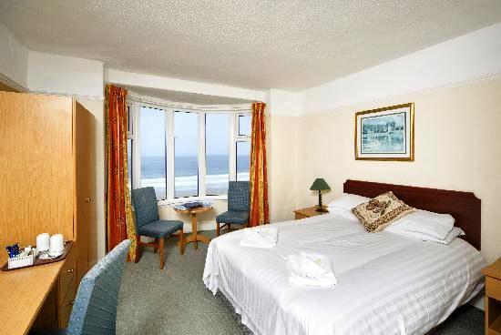 Marina Hotel Newquay - dream vacation