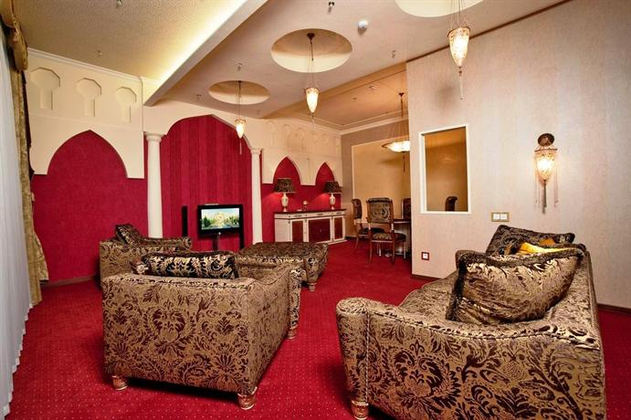 Отель Crowne Plaza Krasnodar - Centre