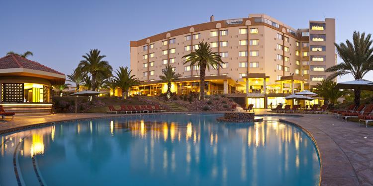 Safari Court Hotel - Windhoek -