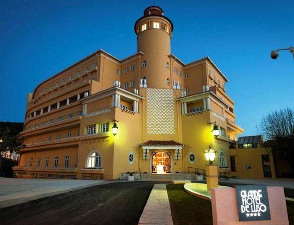 Grande Hotel De Luso - dream vacation