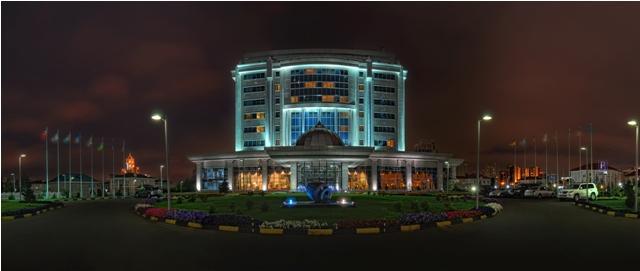 Отель Rixos President Astana