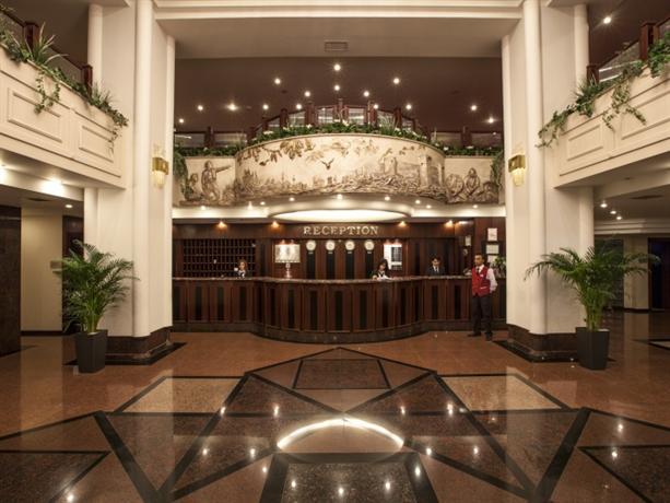 Grand Hotel Gaziantep - dream vacation