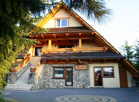 Pensjonat Willa Atelier Zakopane - dream vacation