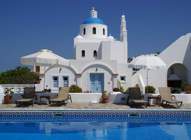 Aethrio Hotel - dream vacation