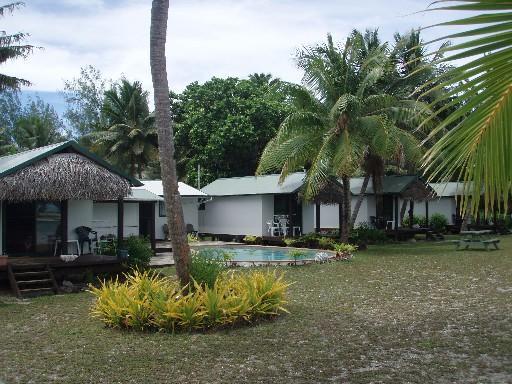 Ranginui\'s Retreat Aitutaki - dream vacation