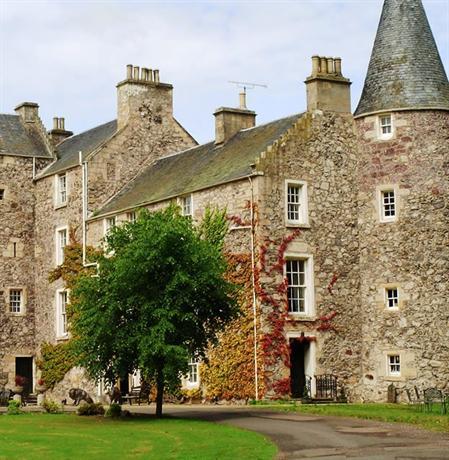 Fernie Castle Hotel Cupar - dream vacation