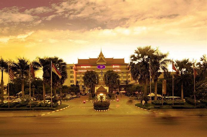 Phnom Penh Hotel - Phnom Penh -