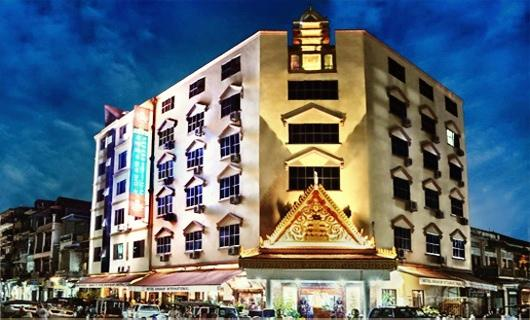 Angkor International Hotel - dream vacation