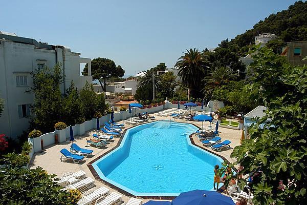Hotel San Felice Capri - dream vacation