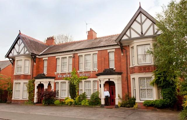 Belmont Hotel Wrexham - dream vacation