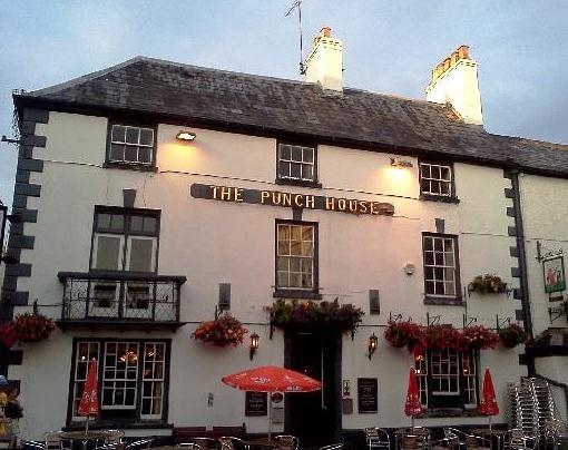 Punch House Monmouth - Monmouth (Pays de Galles) -