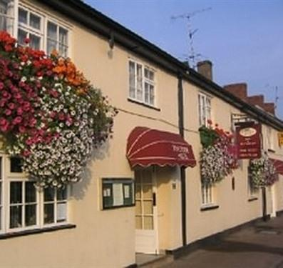 The Riverside Hotel Monmouth Wales - Monmouth (Pays de Galles) -