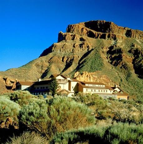 Parador de Canadas del Teide - dream vacation