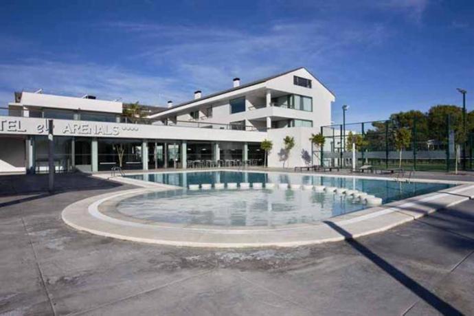 Hotel els arenals sagunto encuentra el mejor precio for Piscina sagunto
