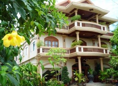 Golden Mango Inn Siem Reap - dream vacation