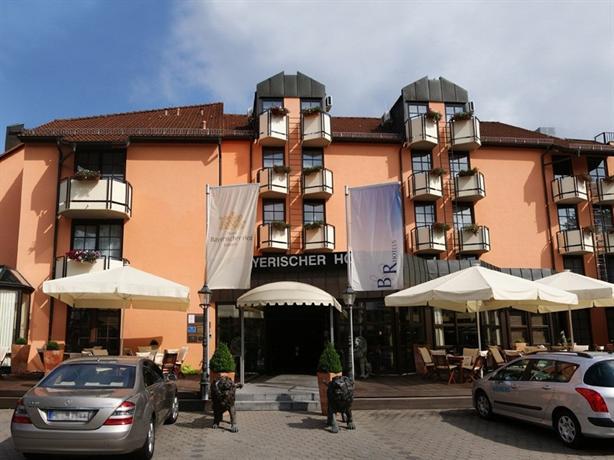 Hotel Bayerischer Hof Erlangen - dream vacation