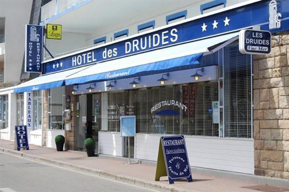 Hôtel Logis des Druides Quiberon - Quiberon -