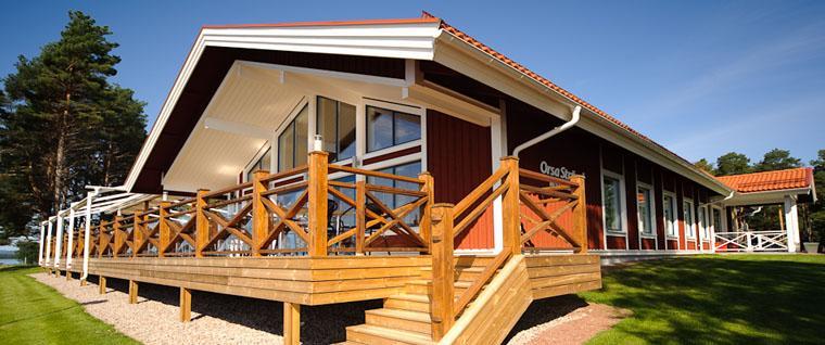 Orsa Camping - dream vacation