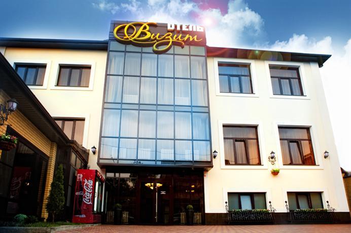 Отель Визит