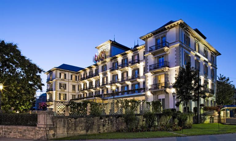 Grand Hotel du Lac - dream vacation