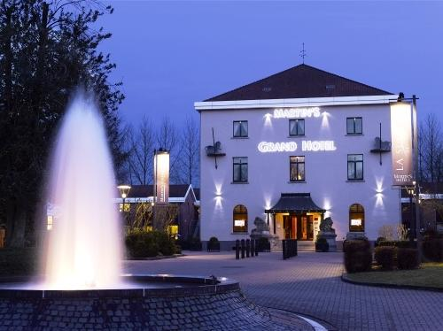 Martin\'s Grand Hotel Waterloo - dream vacation
