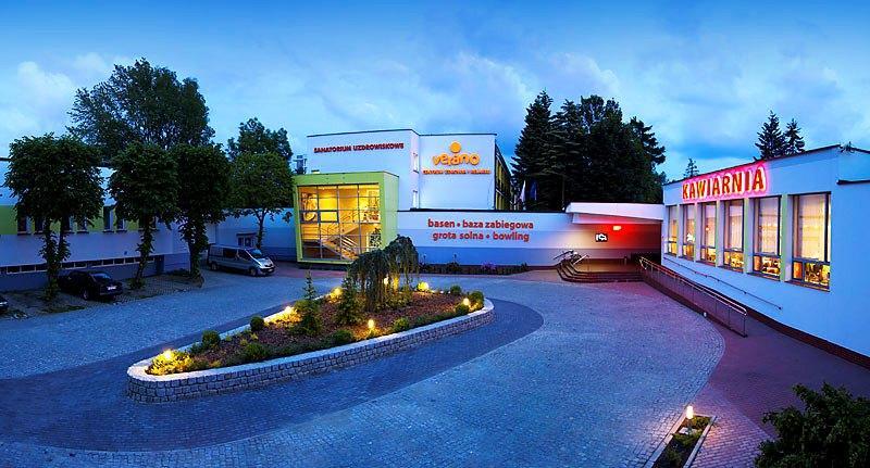 Centrum Zdrowia I Relaksu Verano Hotel Kolobrzeg - dream vacation