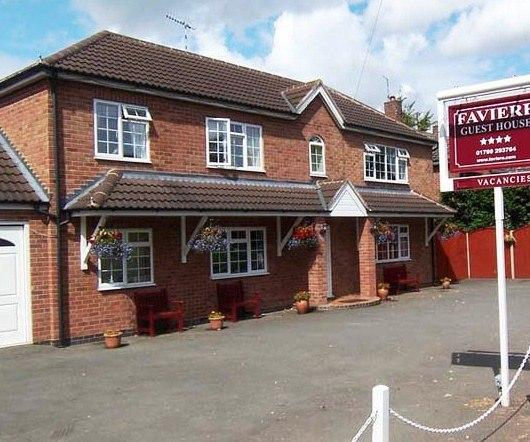 Faviere Guest House Stratford-upon-Avon - dream vacation