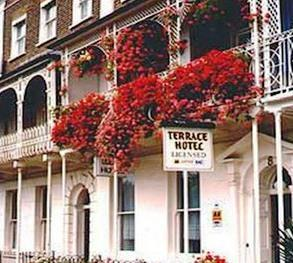 The Terrace Guest House Southend On Sea - dream vacation