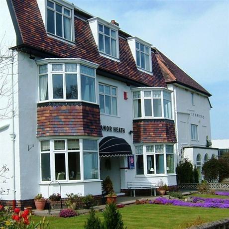 Manor Heath Hotel - dream vacation