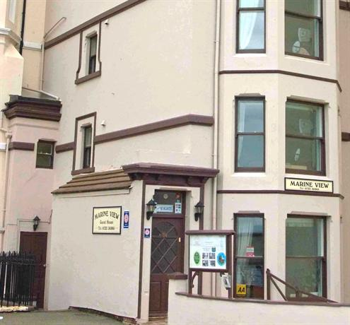 Marina Guest House Scarborough - dream vacation