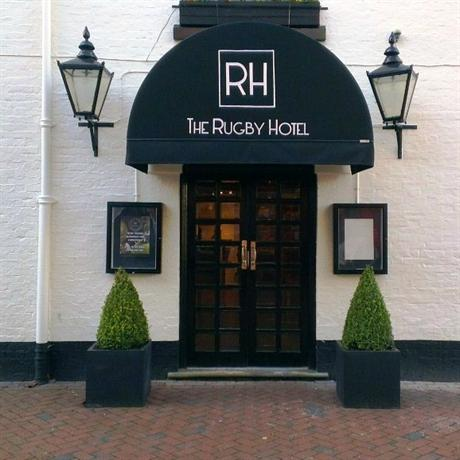 The Rugby Hotel - Rugby (Angleterre) -