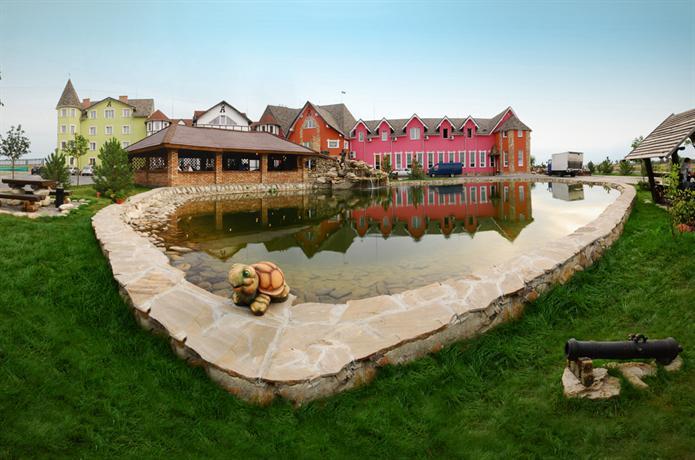 Hotel-Restaurant Complex Aivengo - dream vacation